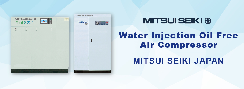 mitsui seiki air compressor