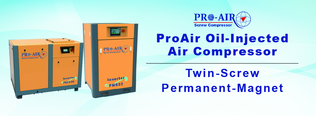ProAir Oil Injected Air Compressor